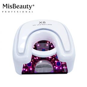 Red Light Wireless Rechargeable UV LED Nail Gel Lamp